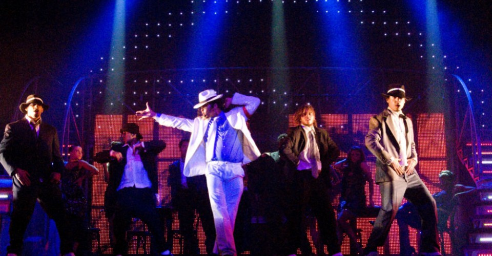 michael jackson thriller musical