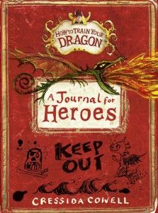How To Train Your Dragon Journal - Cressida Cowell - Hachette Australia - The Clothesline