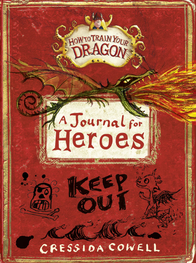 HOW TO TRAIN YOUR DRAGON A JOURNAL FOR HEROES  Book Review  The