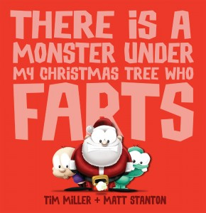 There Is A Monster Under My Christmas Tree - Miller+Stanton - ABC Books - The Clothesline
