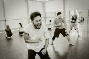 Rotunda Boys - NZ Dance Company - Image by John McDermott - The Clothesline