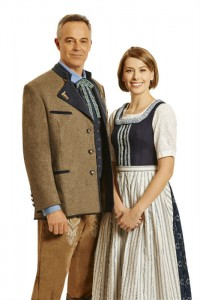 The Sound Of Music - Captain & Maria - Image by Brian Geach - AFC - The Clothesline