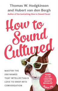 How To Sound Cultured Header - Hodgkinson & van der Bergh - Icon - The Clothesline (2)