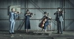 Australian String Quartet - Image by Jacqui Way - AdGuitarFest16 - The Clothesline