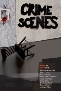 Crime Scenes - Edited by Zane Lovitt - Spineless Wonders - The Clothesline