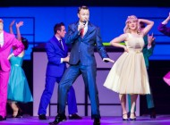 Hairspray – The Big Fat Arena Spectacular: Tim Campbell plays Corny Collins… or rather 'is' Corny Collins – Interview