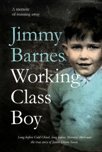 Working Class Boy - Jimmy Barnes - HarperCollins - The Clothesline