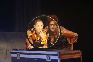 Dusty The Musical - Rodney & Peg - The Production Company - Image by Jeff Busby - The Clothesline