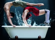 SOAP: Contemporary Circus, Physical Theatre, Cabaret, Comedy, Sexy Bodies… And A Lot Of Water! – Adelaide Fringe Review