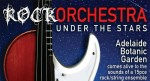 Rock Orchestra Under The Stars - Adelaide Fringe 2017 - The Clothesline