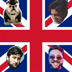 The Empire Strikes Back A British-ish Comedy Showcase sq - Adelaide Fringe 2017 - The Clothesline