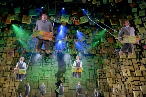 Matilda The Musical swings - Image by James Morgan - Adelaide Festival Theatre - The Clothesline