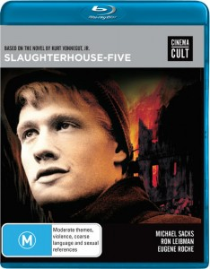 Slaughterhouse-Five - Shock DVD - The Clothesline