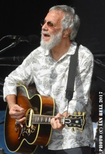 Yusuf Cat Stevens @ Adelaide Botanic Park - Image by Ian Bell - The Clothesline