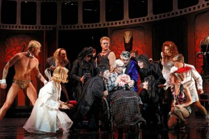 Rocky Horror Show - Full Cast - AdFestCest - The Clothesline