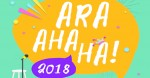 ARA AHAHA 2018 header - ADLfringe - The Clothesline