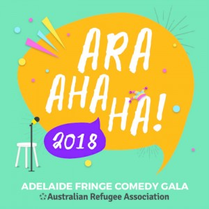 ARA AHAHA 2018 sm - ADLfringe - The Clothesline