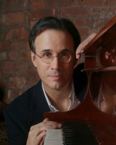 John Bucchino at Piano - ADLfringe - The Clothesline