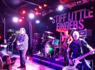 Stiff Little Fingers: Everybody's Heroes – Live Review