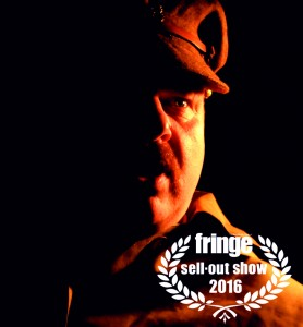 The Unknown Soldier with Laurels sm - Ross Ericson - ADLfringe - The Clothesline