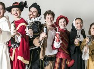 Shit-Faced Shakespeare ~ Romeo and Juliet: Classic William With An Alcoholic Twist- Adelaide Fringe Review