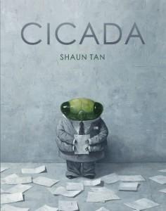 Cicada - Shaun Tan - Lothian - Hachette Australia - The Clothesline