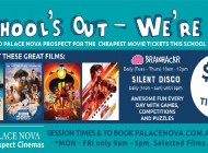 WIN! One Of Five Family School Holiday Passes (4 Tickets) To See HOTEL TRANSYLVANIA 3, SHOW DOGS, INCREDIBLES 2 or ANT MAN AND THE WASP at Palace Nova Prospect (SA) ~ Competition