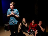 Perplex by Marius von Mayenberg: Seriously Comical And Theatrical Brilliance At Bakehouse Theatre ~ Review
