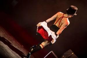 Mimi Le Noir - Paris Underground Cabaret - KMPR - The Clothesline
