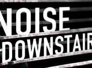 A NOISE DOWNSTAIRS by Linwood Barclay: According To Type ~ Book Review