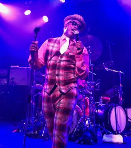 Living Colour - Corey Glover - Image by Matt Saunders - The Gov - The Clothesline
