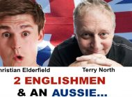 2 ENGLISHMEN AND AN AUSSIE: A Fun Night Of Comedy And Laughter ~ Adelaide Fringe 2019 Review