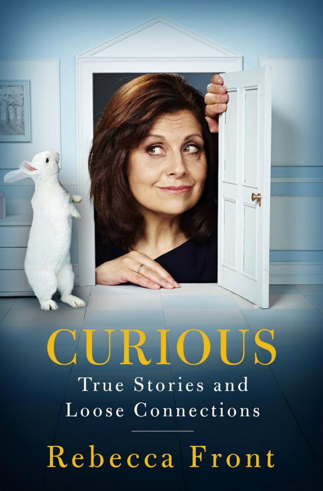 Curious Cover - Rebecca Front - The Clothesline
