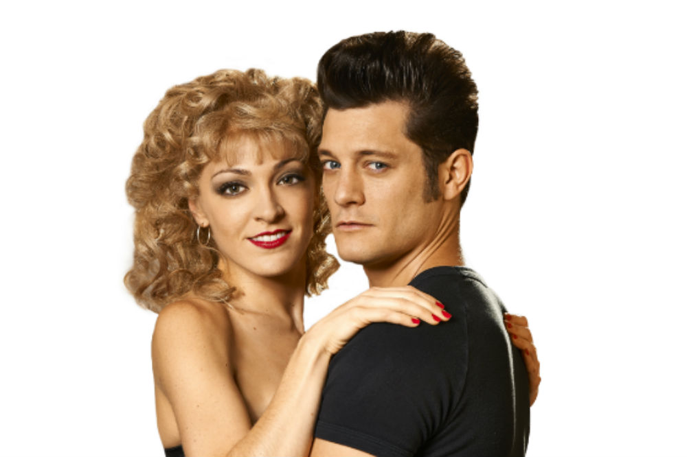 Grease Australia - Danny & Sandy photo by Brian Geach - The Clothesline