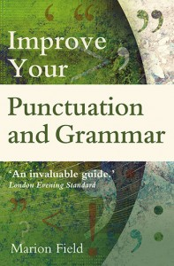 Improve Your Punctuation and Grammar Book Cover