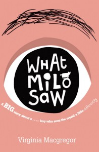 What Milo Saw - Hachette - The Clothesline