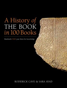 A History Of The Book In 100 Books - Allen & Unwin - The Clothesline