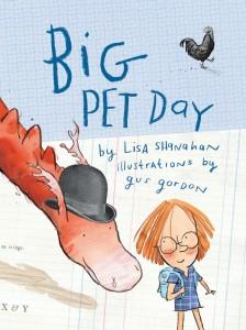 Big Pet Day - Lisa Shanahan - Hachette - The Clothesline