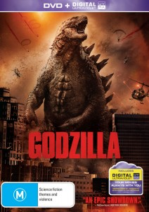 Godzilla DVD Cover - Warners - The Clothesline