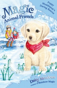 Magic Animal Friends - Poppy Muddlepup - Daisy Meadows - Hachette - The Clothesline
