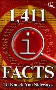 1411 QI Facts To Knock You Sideways - Lloyd, Mitchinson and Harkin - Faber - The Clothesline