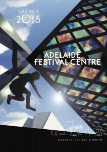 2015 Adelaide Festival Centre Program Cover - The Clothesline