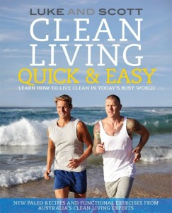 Clean Living Quick And Easy - Hines and Gooding - Hachette - The Clothesline