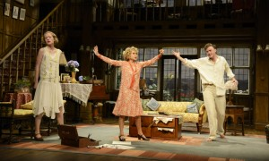 Hay Fever Alice Orr-Ewing Felicity Kendal Edward Franklin Photo by Nobby Clark - The Clothesline