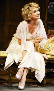 Hay Fever Felicity Kendal Photo by Nobby Clark - The Clothesline