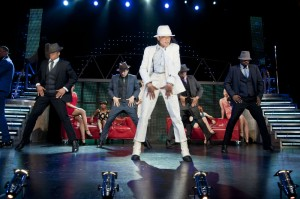 Thriller Live 1 - Smooth Criminal - Festival Theatre - The Clothesline