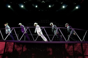 Thriller Live Smooth Criminal - Adelaide Festival Theatre - The Clothesline