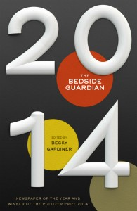 The Bedside Guardian 2014 - Faber - Guardian Books - The Clothesline