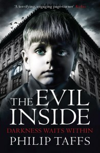 The Evil Inside - Philip Taffs - Hachette Australia - The Clothesline