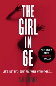 The Girl In 6E - A.R. Torre - Hachette - The Clothesline